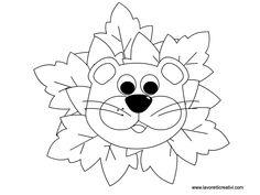 lavoretti-foglie-leone