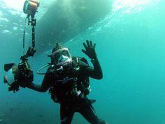 Scuba Diver Girls   Kelp diving with OTS!