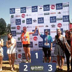 Felicitamos a nuestra socia Carmen Gloria Ibáñez quien hoy en la mañana corrió el Medio Maratón de Valdivia y obtuvo el segundo lugar en su categoría. En abril Carmen Gloria participará en el Maratón de París.
