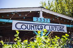 Eat at COUNTER CULTURE | AUSTIN, TX  best vegan in austin, one of 15 best in USA
