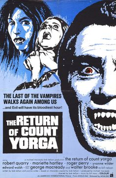 The Return of Count Yorga (1971)