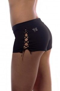 Ofcor-set Shorts $36.00 Get all tied up in your workout! www.ontheverticaledge.com