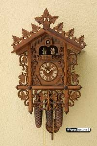 German Cuckoo Clocks: always loved them.