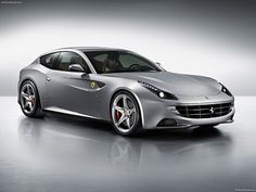 Ferrari FF - ultimate soccer mom car!