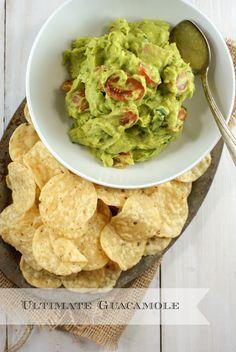 Authentic Suburban Gourmet: Ultimate Guacamole | Friday Night Bites