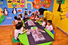 Can you pull the turnip? White Fields British Nursery -An innovative learning experience...
