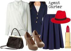 how to dress like agent carter agent carter costumecarters halloween
