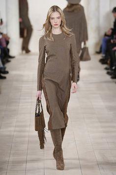 Ralph Lauren Collection Nueva York otoño-invierno 2015-2106