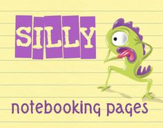 How to Handle Silly Notebooking Pages