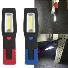 BangGood - Others COB LED Camping Work Inspection Light Magnetic Flashlight - AdoreWe.com