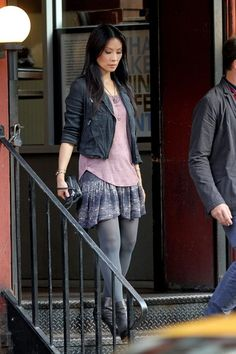 lucy liu in elementary - Google Search
