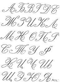 Реферат: Понятие почерка и современное состояние классификации признаков почерка - BestReferat.ru