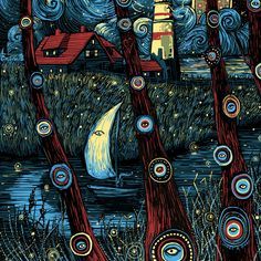 when you close your eyes - James R. Eads