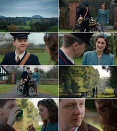 """""""Home fires""""/""""Домашние очаги"""" (2015) - Catherine and the Secret Garden"""