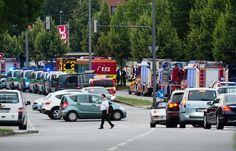 Fusillade à Munich: Le bilan est de 9 morts et 16 blessés...