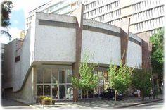 Teatro da Reitoria da UFPR, em Curitiba Paraná