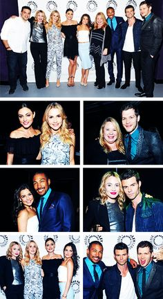 The Originals at PaleyFest 2014 {by Paria}