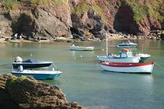 Hope Cove, Devon