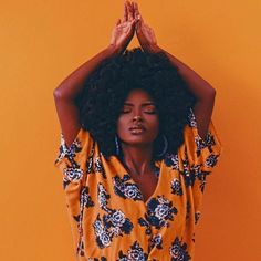The introduced the Afro hairstyle to the public, and it reached its peak in the In the century, the style is already considered a classic. Black Girls Rock, Black Girl Magic, Black Is Beautiful, Pretty People, Beautiful People, Curly Hair Styles, Natural Hair Styles, Big Natural Hair, Black Photography
