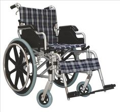 Buy KosmoCare Elegant Plus Wheelchair at Cheapest Price, Rs. 12,500 only By Senior Shelf  Elegant Plus wheelchair Premium, lightweight, self-propelled model with an elegant look. Frame Style: Foldable Frame Material: Aluminium (Light weight) Out to out width in open position (inches): 26 Seat Width (inches): 18 Total width in closing position (inches): 12