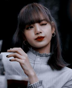 Lisa Blackpink Wallpaper, Black Pink Kpop, Blackpink Members, Blackpink Photos, Jennie Lisa, Blackpink Jisoo, Kpop Aesthetic, Ulzzang Girl, K Pop
