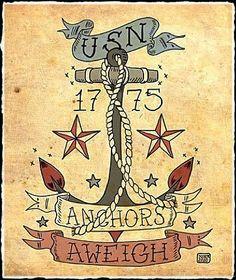 Navy Day, Go Navy, Badges, Navy Tattoos, Anchor Tattoos, Tatoos, Tattoo Sites, Navy Corpsman, Police