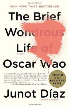 The Brief Wondrous Life of Oscar Wao- novel