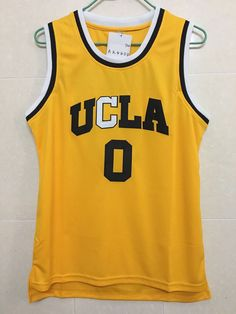 736c7c9ca 2017 AKGGDD Mens Russell Westbrook #0 UCLA Bruins Blue Stitched Basketball  Jersey Blue White Crenshaw