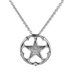 Michael Monroe's A Star All Heart -pendant