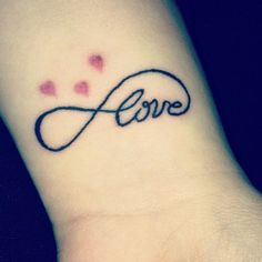 If I could get a tattoo, it would look something like this! I love this!