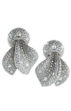 Digo Valenza diamond earrings