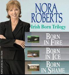 Nora Roberts The Irish Born Trilogy (Penguin Classics) by Nora Roberts