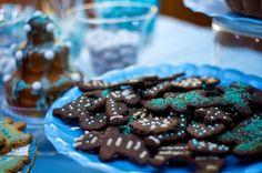 Edo's first birthday cookies