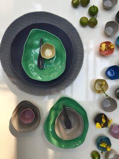 Ceramic styling for amaï Saigon www.amaisaigon.com