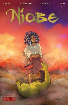 NIOBE #1 Cover by Ashley A. Woods