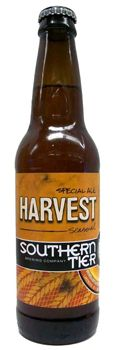 Southern Tier Harvest Ale, one of GAYOT's Top 10 Fall Beers