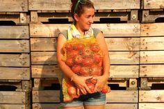 Un plan niños muy sano – Manzanas traigo