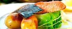 La den norske nykålen spille hovedrollen. Her får du tips til hvordan du går fram - Laks er intet unntak - Aperitif.no Cantaloupe, Fruit, Vegetables, Food, Summer, Essen, Vegetable Recipes, Meals, Yemek