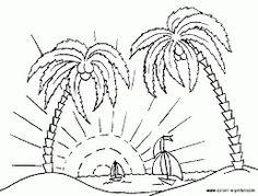 Resultado de imagem para Como pintar uma ilha