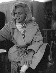 1/09/1953 Retour à Los Angeles - Divine Marilyn Monroe
