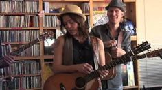 That Wasn't Me...best song.  Sigh...Brandi Carlile: NPR Music Tiny Desk Concert, via YouTube.