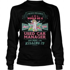 USED CAR MANAGER LONG SLEEVE TEES T-SHIRTS, HOODIES  ==►►Click To Order Shirt Now #Jobfashion #jobs #Jobtshirt #Jobshirt #careershirt #careertshirt #SunfrogTshirts #Sunfrogshirts #shirts #tshirt #hoodie #sweatshirt #fashion #style