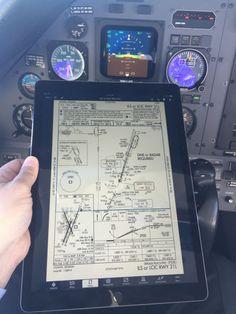 7d0d4b27f43 iPad Pro test flight - does it work for pilots
