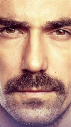Walrus Mustache, Moustache, Jaw Line, Actors, Writing, Portrait, Beautiful, Style, Black And White Love