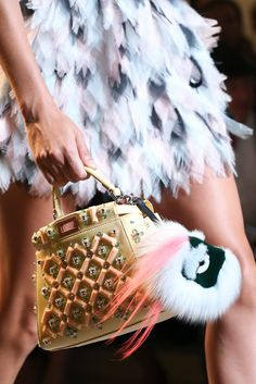 Fendi Spring 2015 Ready-to-Wear - Details - Gallery - Style.com