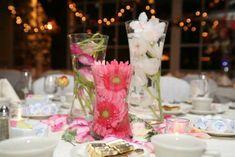 centros de mesa con flores - Buscar con Google