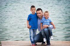 jak se oblékat na rodinné focení - sladění barev - what to wear for family shoot