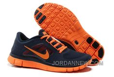 http://www.jordannew.com/nike-free-run-3-mens-running-shoe-dark-blue-orange-discount.html NIKE FREE RUN+ 3 MEN'S RUNNING SHOE DARK BLUE ORANGE DISCOUNT Only $47.88 , Free Shipping!