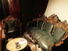 Tasarının üçlü koltuk kısmı... ( the Trible armchair part of Collection )