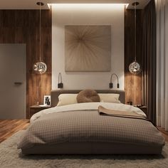 Modern Bedroom Ideas - Browse modern bedroom embellishing ideas as well as formats. Discover bedroom ideas as well as layout ideas from a selection of modern bedrooms, consisting of shade, . Rustic Master Bedroom, Home Bedroom, Bedroom Decor, Girls Bedroom, Bedroom Furniture, Luxury Bedroom Design, Master Bedroom Design, Bedroom Designs, Bed Designs